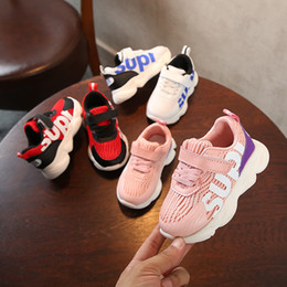 Discount toddlers sneakers shoe - Kids Shoes Baby Toddler Run Sneakers Infant Running Sport Shoes Boost Children Youth Boys Girls Shoes Chaussures Pour En