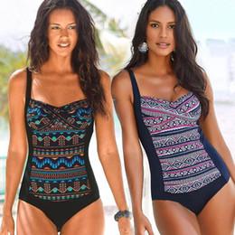f58645927a629 x 2017 New One Piece Swimsuit Women Plus Size Swimwear Retro Vintage  Bathing Suits Beachwear Print Swim Wear Monokini M-XXXL