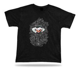 $enCountryForm.capitalKeyWord UK - Eye Floral Rose Peeking Eyeball vector modern design stylish apparel special teeMens 2018 fashion Brand T Shirt O-Neck