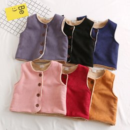 d96a40e79a01 Fleece Lined Vest Online Shopping