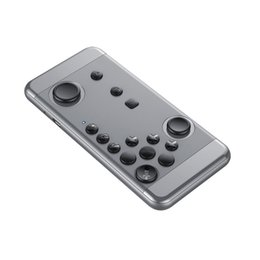 Tablet Wireless Controller Australia - Mini Handheld Gamepad Joystick Bluetooth Controller Multi-Functional Wireless Remote Control Pocket Gamepad for IOS Android Phone Tablet PC