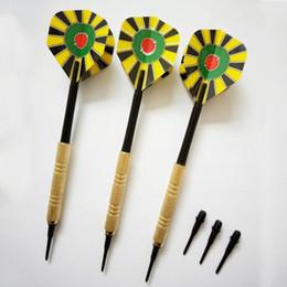 Leisure Sports Needle Darts Creative Exquisite Plastic Cement Security Coordinate Anti Wear Copper Dart Gift For Kids 15tt jj on Sale