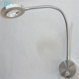 Distributeurs À Lecture Gros Led Ligne Lampe Murale Souple En EbDeWIYH29