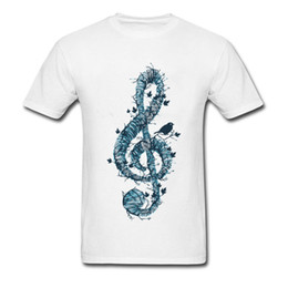 c450b271f0d College T Shirt School Of Music Note Tshirt For Men Youth Man Conservatory  Club Top T-Shirts Summer Autumn Clothes Homme