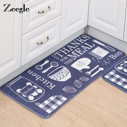 $enCountryForm.capitalKeyWord NZ - Zeegle Cooking Utensil Printed Carpets Anti-Slip Kitchen Area Rug Dining Room Bedroom Floor Carpets Absorbent Bedside Mats Rug