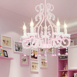 Discount used crystal chandeliers used crystal chandeliers 2018 on used crystal chandeliers 2018 regron splendid chandeliers lamp led pink crystal chandelier europe style hanging aloadofball Images