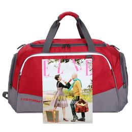 34c4ecefb8 Brand Large Capacity Sports Gym Messenger Bag Duffle Bag Shoulder Bag  Handbag Waterproof Outdoor Daypack Travel Bags Sports handbag.