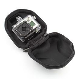 xiaomi yi accessories 2019 - For Go Pro Accessories Portable Storage Camera Bag Travel Carrying Case for Hero 2 3 3+ 4 5 SJCAM Xiaomi Yi Gym Bags che