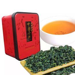 $enCountryForm.capitalKeyWord Australia - 155g 10 packs Superior Healthy Chinese TiKuanYin Green Tea, Anxi TieGuanYin Oolong Tea, Green Food Gift Packing
