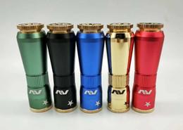 Discount new av mod - new arrival AV mod AV workman mod clone high quality hot selling e cigarette 18650 battery vape mod 5 color
