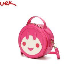 Discount party bag backpacks - UEK Messenger Bag Shoulder Bags Children s Bag  Girls Princess Bags Portable 95929d5e01f7f