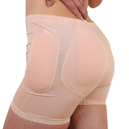12a69544c Silicone Hips Pad Shapewear for Buttocks Butt Lift Shapewear Control  Panties Butt Enhancers Push Up Panties Shaper Butt Lifter