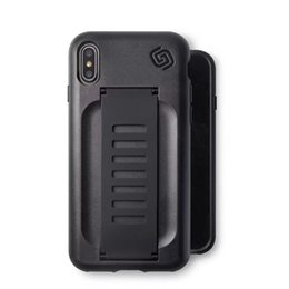 Wholesale boost phones online shopping - Grip2ü Case Cover for iPhone X Protective Phone Belt Cover for iPhone X Grip2u Boost Case for iPhone X only