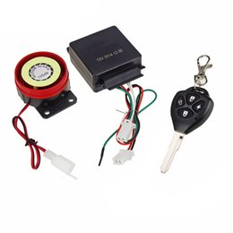 Discount yamaha remote control - Motorcycle Anti-theft Security Safety Alarm Single-way anti-theft Alarm Protection Remote Control System For YAMAHA