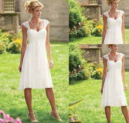 Casual Tea Length Wedding Dresses Australia