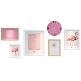 $enCountryForm.capitalKeyWord UK - Warm Girl Room Aesthetic Photo Wall, Pink Sofa Wall, Stitching Photo Wall (5 Packs)
