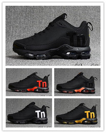 Tpu fooTball shoes online shopping - mens mercurial tn kpu running shoes air shoes tn tpu designer shoes Black White Womens sneakers trainers Casual Hiking Jogging Outdoor Sport