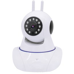 Discount wireless lens - 720P Double Two Antenna Wireless YOOSEE IP Camera IR Security Support IOS android Remote Control View