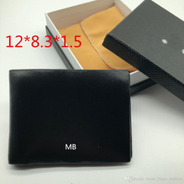 Small business gift cards online shopping small business gift 2018 selling leather business small wallet short multi function holder mb luxury gift bag credit card holder pocket photo m b wallets colourmoves