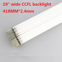 """$enCountryForm.capitalKeyWord NZ - Freeshipping 20 Pieces lot 418mm(41.8cm)*2.4mm CCFL light lamps tube for 19"""" 19 inch Monitor backlight"""