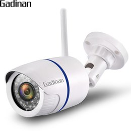 Wifi ip camera sd slot online shopping - GADINAN Yoosee P P P WIFI IP Camera Network Wireless Onvif Night Vision Motion Detection SD Card Slot Max G
