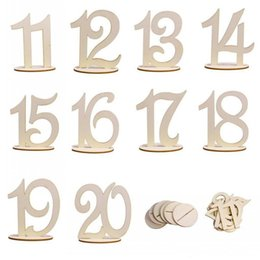 Event & Party 20 Pcs Archaize Branch Wedding Wooden Place Card Holder Table Number Stands Rustic Wedding Decoration Centerpieces Cheap Sales Party Diy Decorations