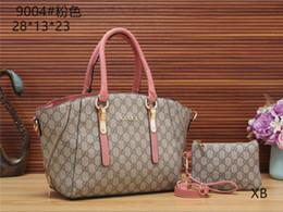 81c9e06ffbdd Оптовая продажа-роскошные сумки женские сумки матери сумка дизайнер сумочка  набор сумочка сумка сумка + Crossbody мешок