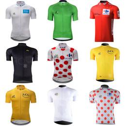 Tour De France Equipo Ciclismo Mangas Cortas Jersey Traje De Ciclismo De  Montaña De Verano De Los Hombres Ciclismo Traje De Carreras De Secado  Rápido Al ... e8a80e6fe