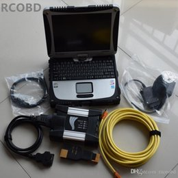 bmw icom full NZ - For bmw diagnostic scanner for bmw icom next with hard disk 500gb hdd ista expert mode with laptop cf19 touch screen full