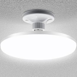 High Bay Lights Fixtures Australia - Waterproof Lighting Fixture 15W 20W 30W 40W UFO LED High Bay Lights For warehouse Factory Gym