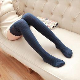 $enCountryForm.capitalKeyWord Australia - Fashion New Women Winter Lace Floral Soft Knit Over Knee Long Boots Thigh-High Warm Socks --7893