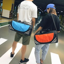 2018 Men Travel Bag Large Capacity Women Luggage Travel Duffle Nylon Bag  New Arrival Men s Casual Portable Shoulder Carry Bags yellow duffel bag for  sale ae8e1e66f6