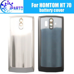 $enCountryForm.capitalKeyWord NZ - wholesale HT70 Battery Cover Replacement 100% Original New Durable Back Case Mobile Phone Accessory for HOMTOM HT70