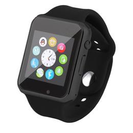 $enCountryForm.capitalKeyWord UK - A1 WristWatch Bluetooth Smart Watch Sport Pedometer with SIM Camera Smartwatch For Android Smartphone
