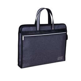 China Retro old version of the multi use briefcase can be printed and customized brand logo advertising language package waterproof Oxford cloth d suppliers