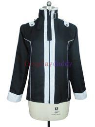 Sao coSplay online shopping - SAO Sword Art Online Kirito Kazuto Kirigaya Anime Cosplay Costume jacket coat hoodie