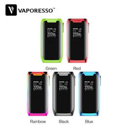 $enCountryForm.capitalKeyWord Canada - 220W Vaporesso Revenger X 220W TC Mod with OLED 0.96 Inch Display E-cig Mod No Battery Fit 2ml 5ml NR Atomizer E-cigarette