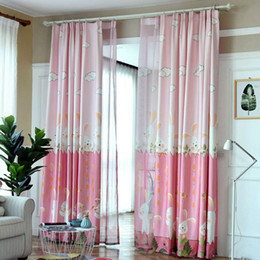 Pink Bedroom Curtains Online Shopping | Pink Curtains For ...