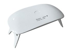 Discount 6w nail uv lamp gel - Hot Salon 6W USB Portable SUN Mini UV Nail Lamp Dryer for UV Gel Polish Curing 6PCs LED Lamp Dryer Manicure Machine Nail
