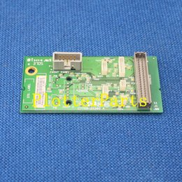 printer board UK - Interconnect PC board for the HP DesignJet 500 510 800 815 820 printer plotter parts Used C7769-60385 C7769-60360