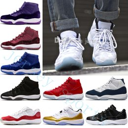 $enCountryForm.capitalKeyWord Australia - Cheap 11 XI Concord White Black Men Basketball Shoes Space Jam 45 Chicago Gym Red Midnight Navy For Mens Sports Sneakers Trainers designer