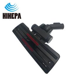 1-pack 32mm Universal Vacuum Cleaner Brush Head for Hoover Brush Head Floor Tool with Wheels to Clean Carpet Sofa Floor