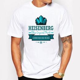 Broken Bad Australia - Camping & Hiking T-Shirts Breaking Bad T Shirt Men LOS POLLOS Hermanos Heisenberg T Shirt Short sleeve T-Shirt White Tee Shirt Funny Tees