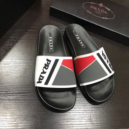 0cfededa9152a4 New white lazy slippers 0084 Men Slippers Slippers Drivers Sandals Slides  Sneakers Princetown Leather Slipper Real leather Shoes
