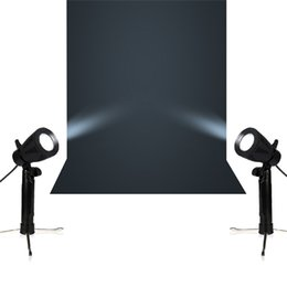 Wholesale New Arrive PC W K Photography Studio Led Small Spot Light With Tripod Stand Bulb For Photo Studio