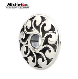 $enCountryForm.capitalKeyWord NZ - Mistletoe Jewelry Genuine 925 Sterling Silver Daylight Charms Beads Fits European Troll 3.0mm Bracelet