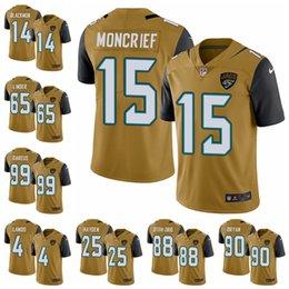 c93ef3c49 2018 New Limited 20 Jalen Ramsey Jacksonville Jaguars Jersey 27 Leonard  Fournette 5 Blake Bortles 15 Allen Robinson Football Jerseys 88
