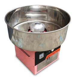 candy floss machines 2019 - Electric heat fancy candy floss machine electric cotton spin machine electric heating cotton candy machine cheap candy f