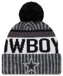 Green Gold ties online shopping - New Fashion Unisex Winter Cowboys Hats for Men women Knitted Beanie Wool Hat Man Knit Bonnet Beanie Gorro Warm Cap