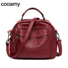 $enCountryForm.capitalKeyWord Australia - Women Crossbody Bags Soft Leather Hobos Female Handbags Fashion Messenger Bags Ladies High Quality Design Shoulder Bag